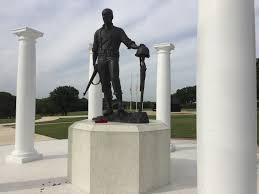 Flags At Half Mast In Texas Tall Tales Of A Family Veterans Park Arlington Tx My