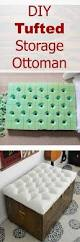 How To Make An Upholstered Ottoman by Best 25 Upholstered Ottoman Ideas On Pinterest Diy Ottoman