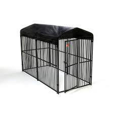 home depot black friday dog low profile 5 ft outdoor pet gazebo dog kennel 23200 the home depot