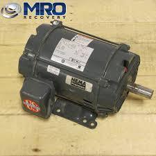 emerson us motors 5 0 hp motor d5p2b r337 mro recovery
