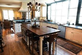 kitchen island table combination kitchen table and island combinations altmine co