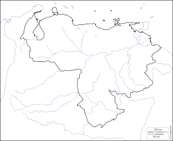 Blank Map Of Brazil by Geography Blog Venezuela Outline Maps