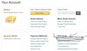 order gift cards how to check the balance of an gift card quora