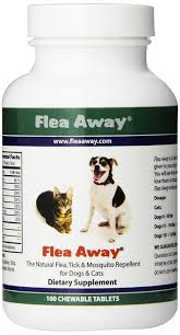 amazon com flea away the natural flea tick and mosquito