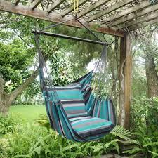 Hanging Garden Chairs 45 Hanging Hammock Hanging Chair Hammock Yellow Leaf Hammocks