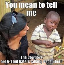 Cowboy Haters Meme - cowboys haters quickmeme
