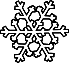snowflake color page snowflakes coloring pages free coloring