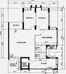 floor plans for anchorvale road hdb details srx property