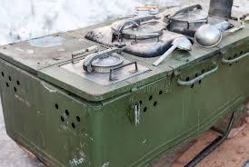 cuisine mobile fourneau de cuisine mobile en métal photo stock image du vapeur