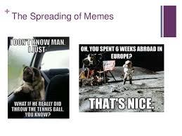 Dawkins Meme Theory - compissues02 meme theory