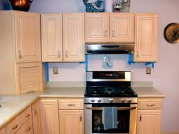 Youtube How To Paint Kitchen Cabinets by Spray Painting Kitchen Cabinets Youtube Modern Cabinets