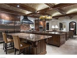Naples Florida Luxury Homes by 840 Admiralty Parade Naples Fl 34102 Triple Island Kitchen In