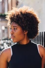 natural black hair poofy and wavy via kristin brodsky kristinbrodsky on instagram afro hair