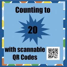 qr codes for counting technology in early childhood