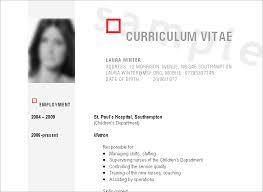 Free Online Resume Builder And Download by Online Cv Builder