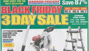 best black friday deals tools harbor freight black friday deals 2016 u2013 full ad scan the