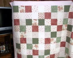 Shabby Chic Twin Quilt by Shabby Chic Quilt Etsy
