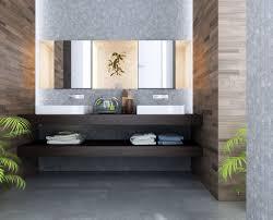 Bathrooms Tiling Ideas Unique Shape Bathtub Built In Shelves Black Polished Iron Mount