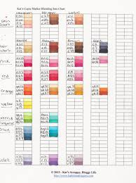 copic marker chart 2013 copic sketch chart coloring coloring