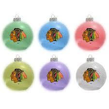 chicago blackhawks nutcracker ornament