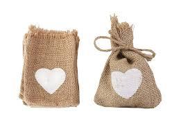 burlap gift bags 100 hessian favor bags wedding favor bags burlap bags wedding