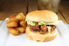 chicken fried steak sandwiches food fanatic