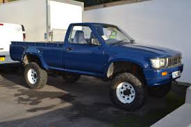 toyota hilux mark 3 pick up toyota hilux toyota and commercial