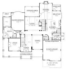 european style house plan 4 beds 4 5 baths 4012 sq ft plan 437