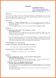 resume templates for administrative officers exams results portal resume doc format
