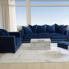 blue living room set pasargad cooper configurable living room set reviews wayfair