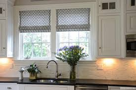 patterned roman shades for kitchen clanagnew decoration