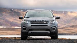 new land rover discovery 2015 2015 land rover discovery sport corris grey front hd