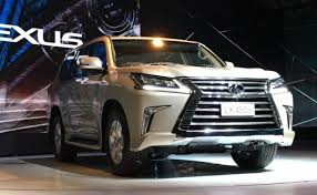 lexus suv pics lexus lx 450d suv has been priced at 2 32 crore in india ndtv
