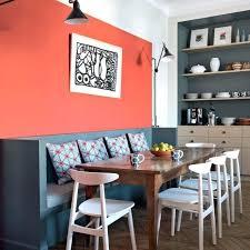 table et banc cuisine table et banc cuisine un qg familial haut en couleurs table cuisine