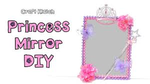 Mirrors For Kids Rooms by Diy Princess Room Decor Mirror Dollar Store Craft Collaboration