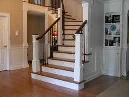 Box Stairs Design Stair With Box Newels Houzz