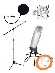 amazon black friday audio technica amazon com samson c01u usb studio condenser microphone bundle