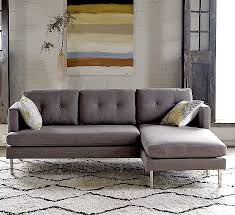 West Elm Sectional Sofa Alluring The Awk Review West Elm Jackson Sectional Sofa On Reviews