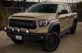 tundra quicksand off road package vip auto accessories
