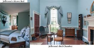 bed chamber thomas jefferson u0027s monticello