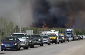 Wildfire Canada Today by Fort Mcmurray Wildfire Evacuees Relocated As U0027absolutely Vicious