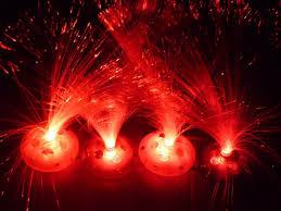 Fiber Optic Home Decor Fibre Optic Led Night Light Lamp Party Home Room Wedding Christmas
