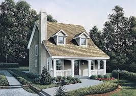 cape cod cottage house plans house plan 5633 00103 narrow lot plan 1 299 square 3