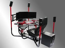 Ultimate Gaming Desk Gaming Desks Gaming Desk And Desks