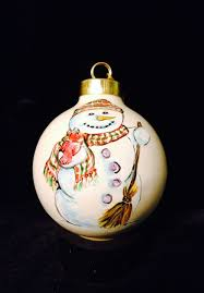 82 best painted ornaments images on custom