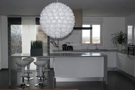 deco cuisine blanc et deco cuisine gris et blanc inspirations avec cuisine blanc et gris