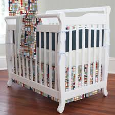 Cowboy Crib Bedding by Crib Bedding Plaid Boy Creative Ideas Of Baby Cribs