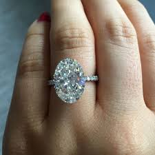 oval wedding rings best 25 oval cut diamonds ideas on oval cut
