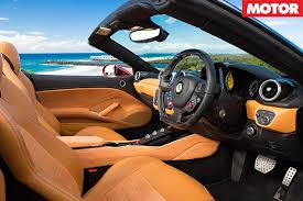 Ferrari California T Interior Ferrari California T On The Gold Coast Motor