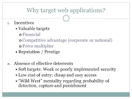 introduction to web application security ppt video online download